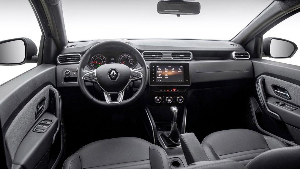 Презентован Renault Duster нового поколения