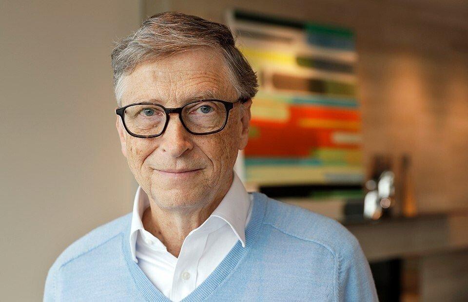 Porsche Taycan стал первым электрическим автомобилем Билла Гейтса