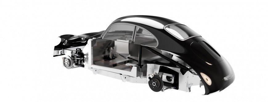 WEVC Coupe или новый спортивный электромобиль