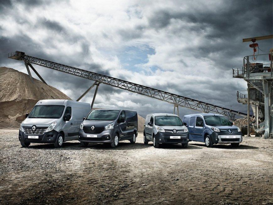 Российский рынок LCV стал шестым по продажам в Европе по итогам января 2021 года