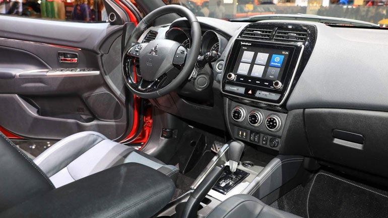 Продажи нового Mitsubishi ASX начнутся уже в сентябре