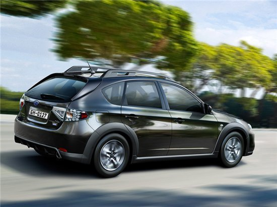 Subaru Impreza XV: претендент на успіх