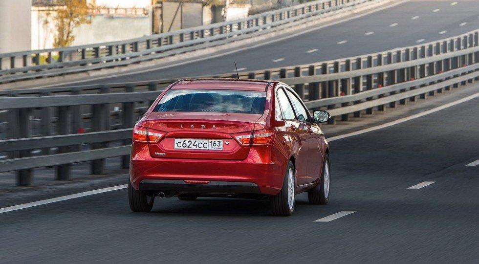Президент «АвтоВАЗа» сказал, какая машина извсех Лада возит его каждый день