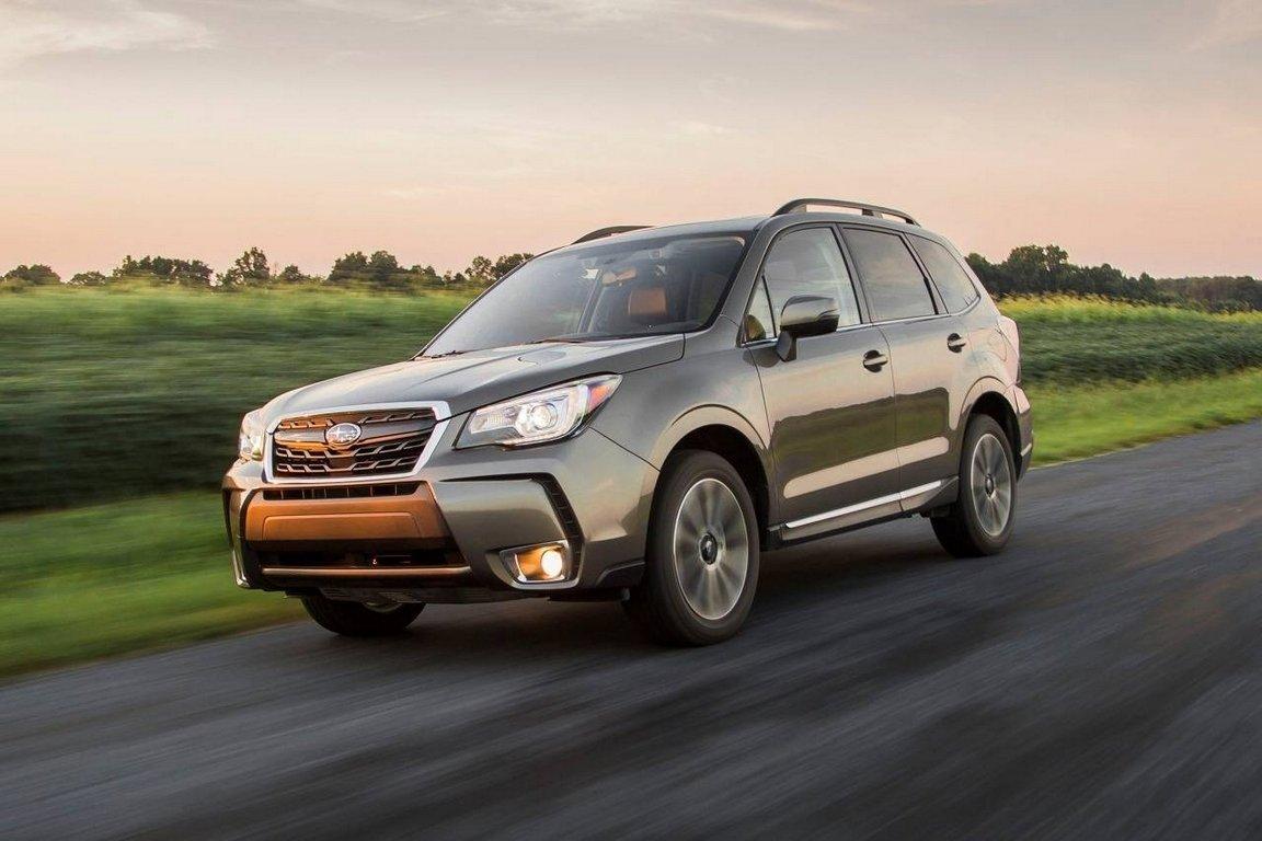 В России отправляют на ремонт свыше 600 автомобилей Subaru