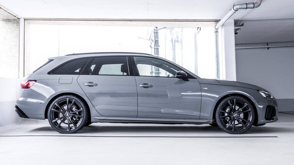 Тюнеры добавили мощности Audi A4