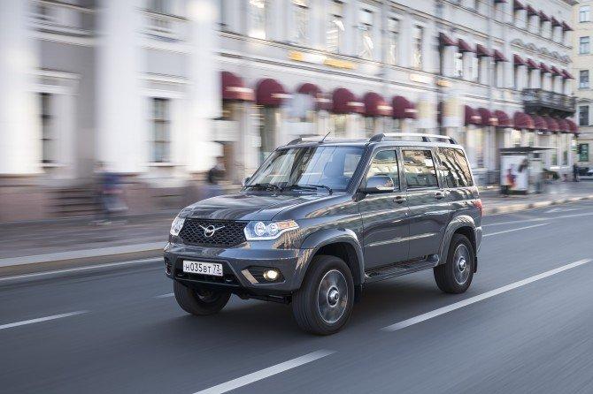 УАЗ на время остановит производство автомобилей