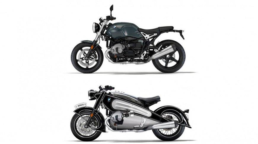 Фирма из Флориды создала комплект для переделки мотоцикла BMW R nineT в редкий байк из 1930-х