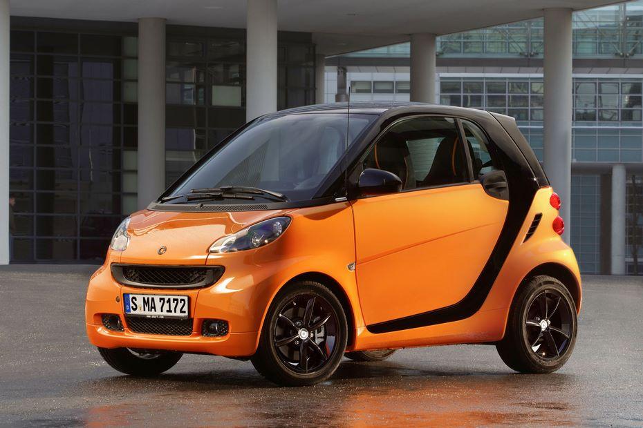 Автомобили Смарт стали доступны в Российской Федерации вкомплектации «Особая серия»