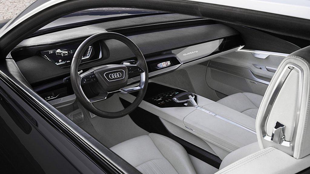 Новый Ауди A8 будет первой серийной моделью спродвинутым автопилотом