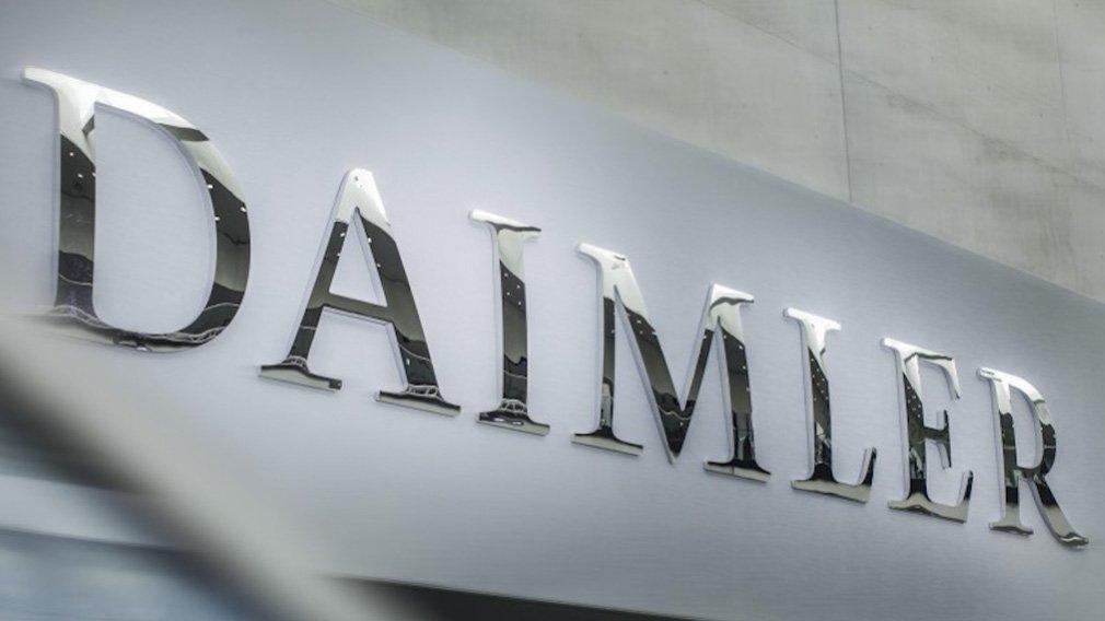 Концерн Daimler может заплатить за все дизельные автомобили