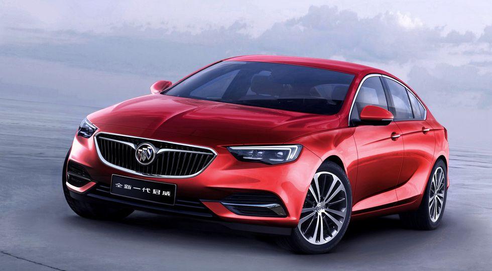 «Клон» нового Opel Insignia получил высокопроизводительную версию