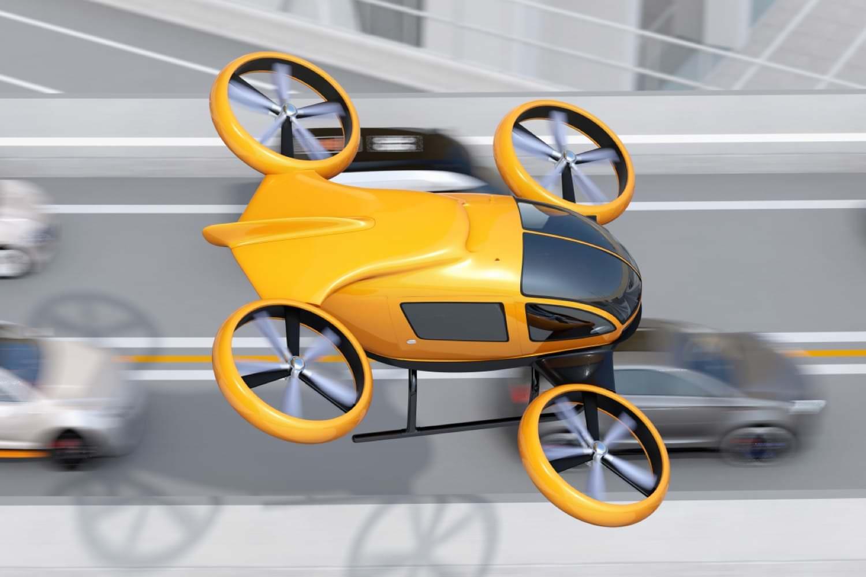 В Новосибирске откроют центр разработки летающих автомобилей