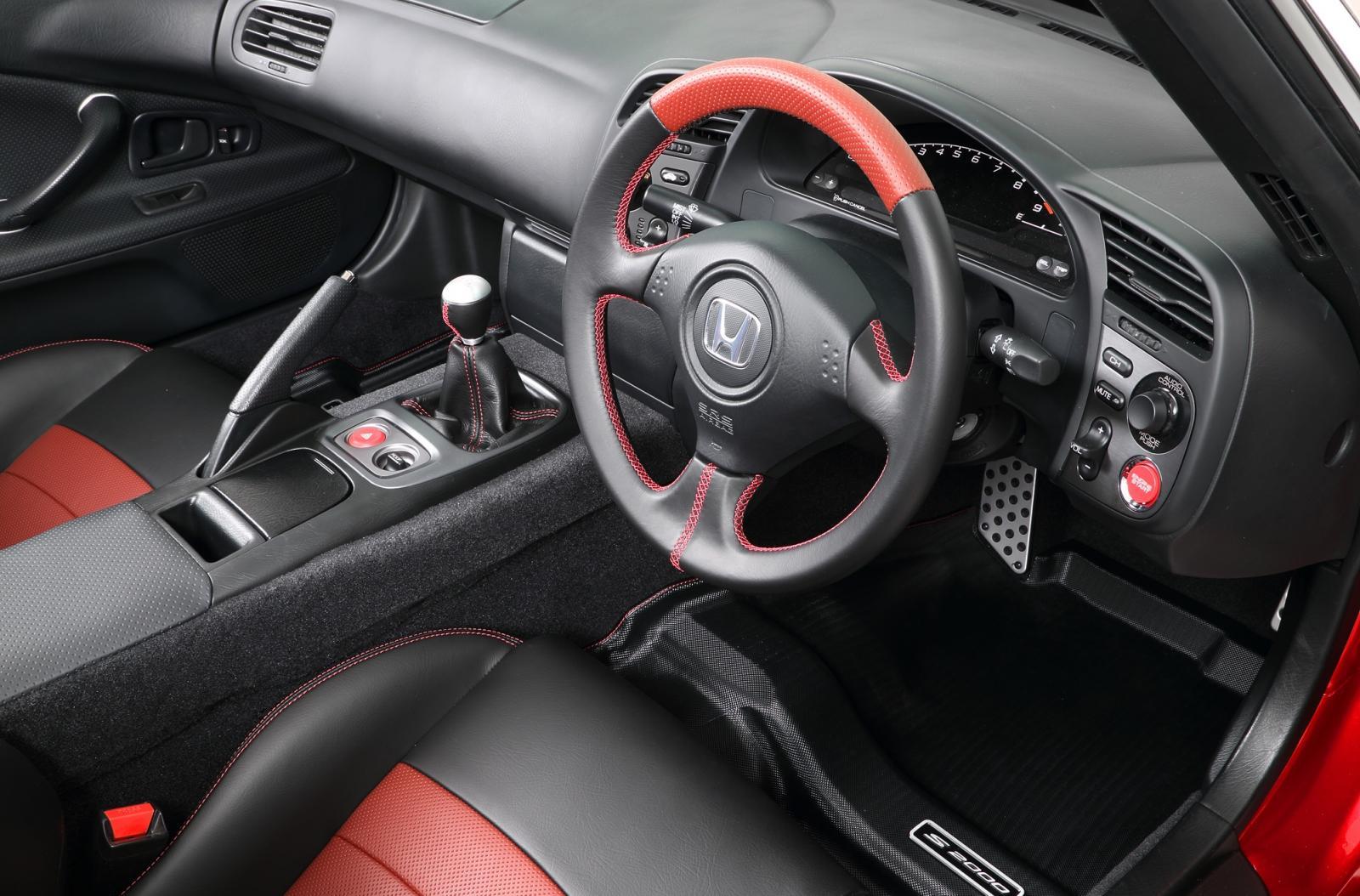 Honda снова начнет производить детали для спорткара S2000