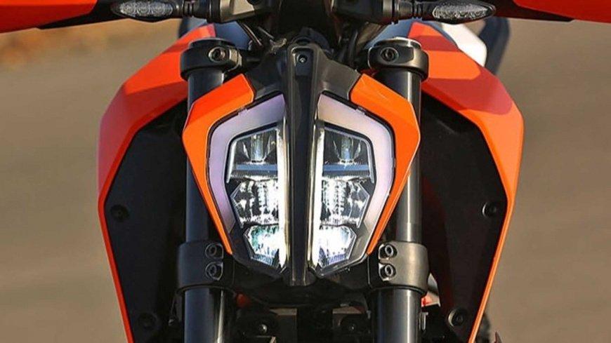 Мотоцикл KTM 250 Duke получил обновление