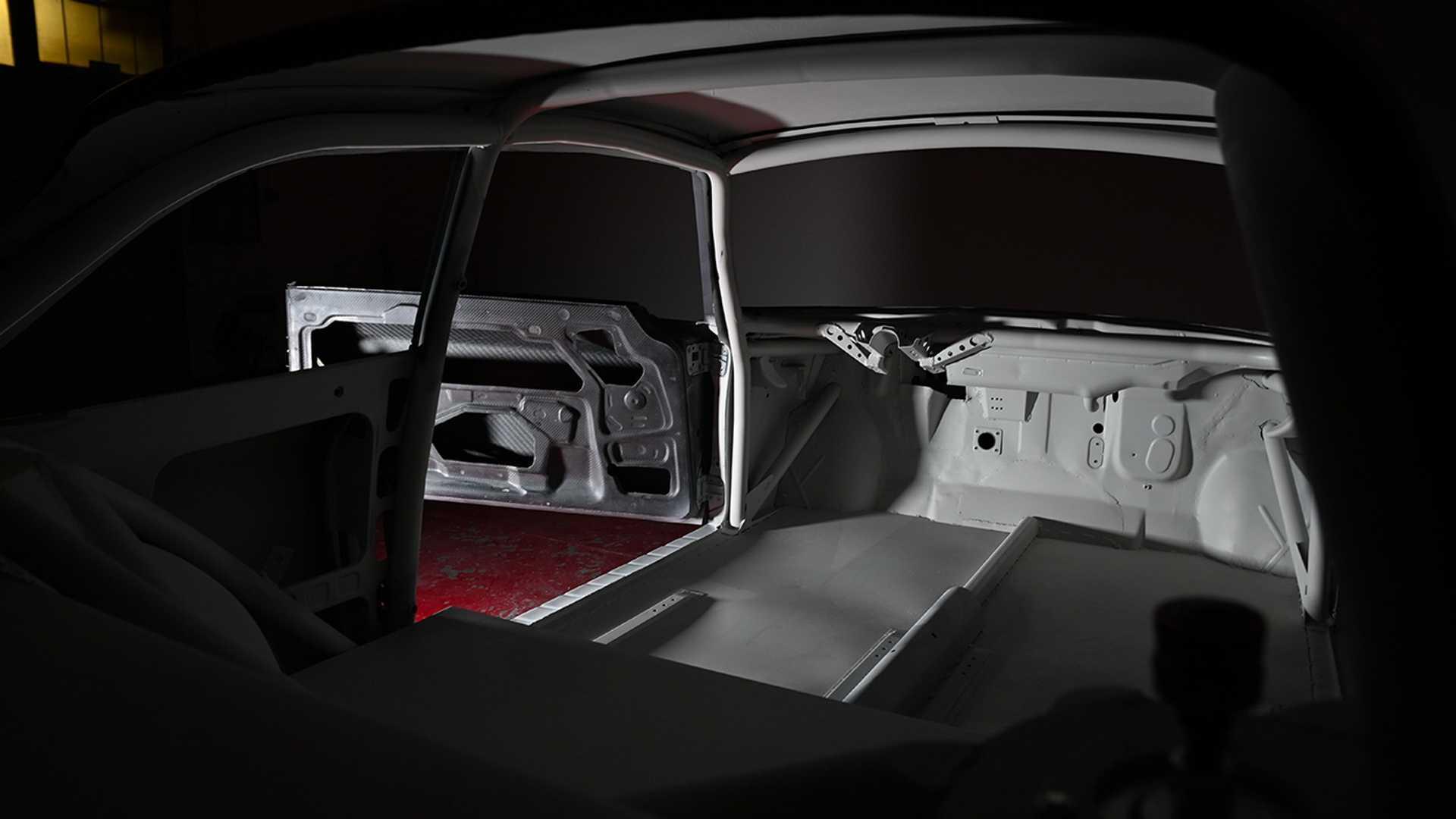 Из старого Alfa Romeo GT Junior 1300 сделали уникальный рестомод