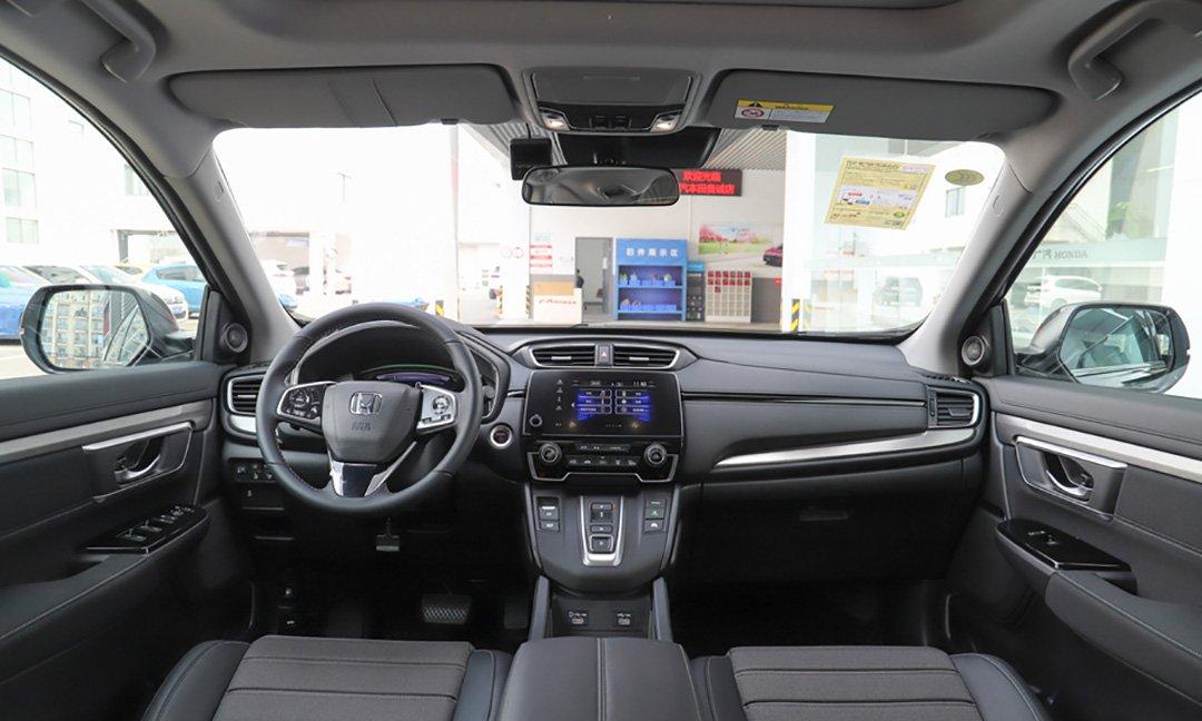 Кроссовер Honda Breeze стал бестселлером марки