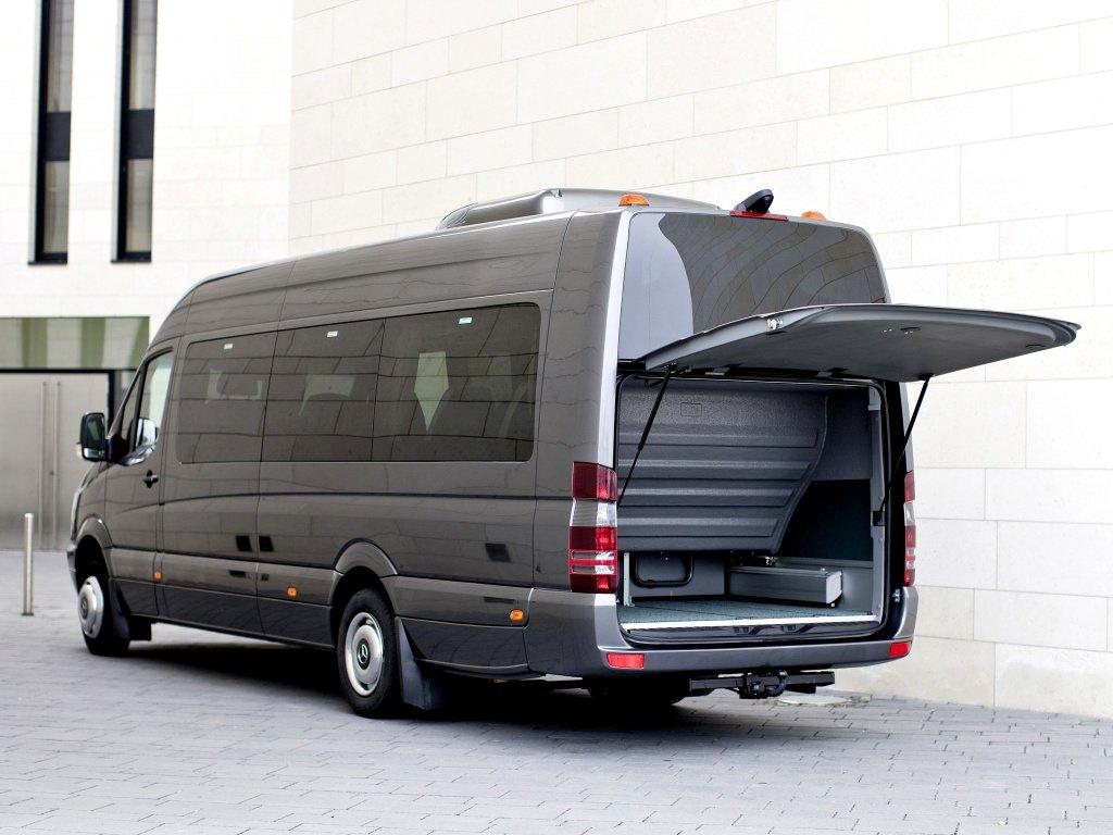Продажа автобусов Mercedes-Benz Sprinter Купить