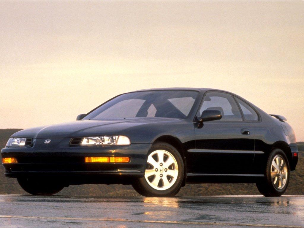 Honda Prelude 2.3i: технические …