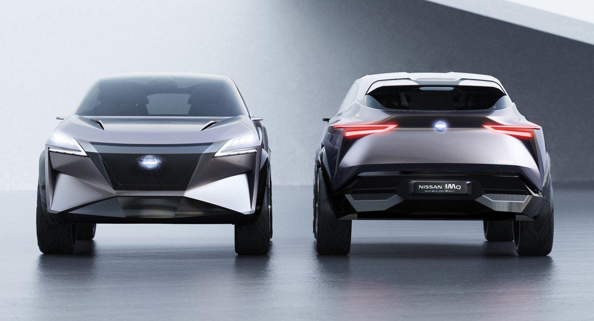 В Сети показали новый рендер Nissan Qashqai следующей генерации