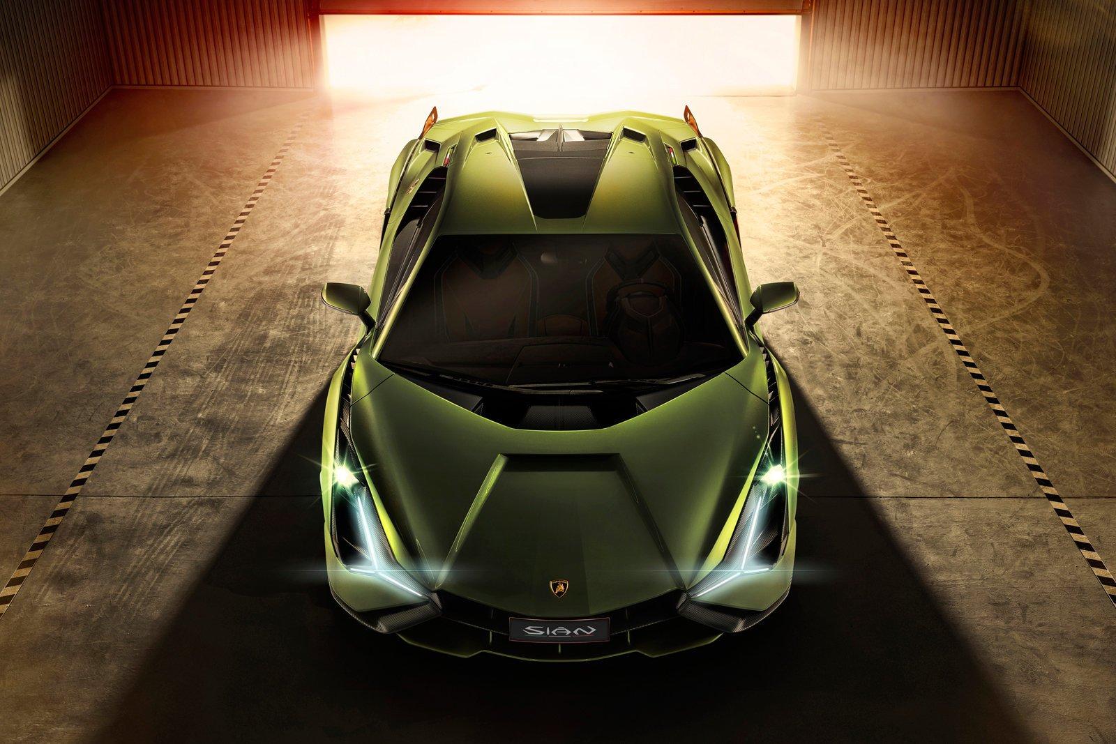 Volkswagen Group планирует продать марку Lamborghini