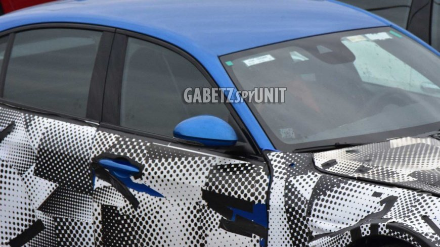 Замечен ранний прототип Maserati GranTurismo 2022 года