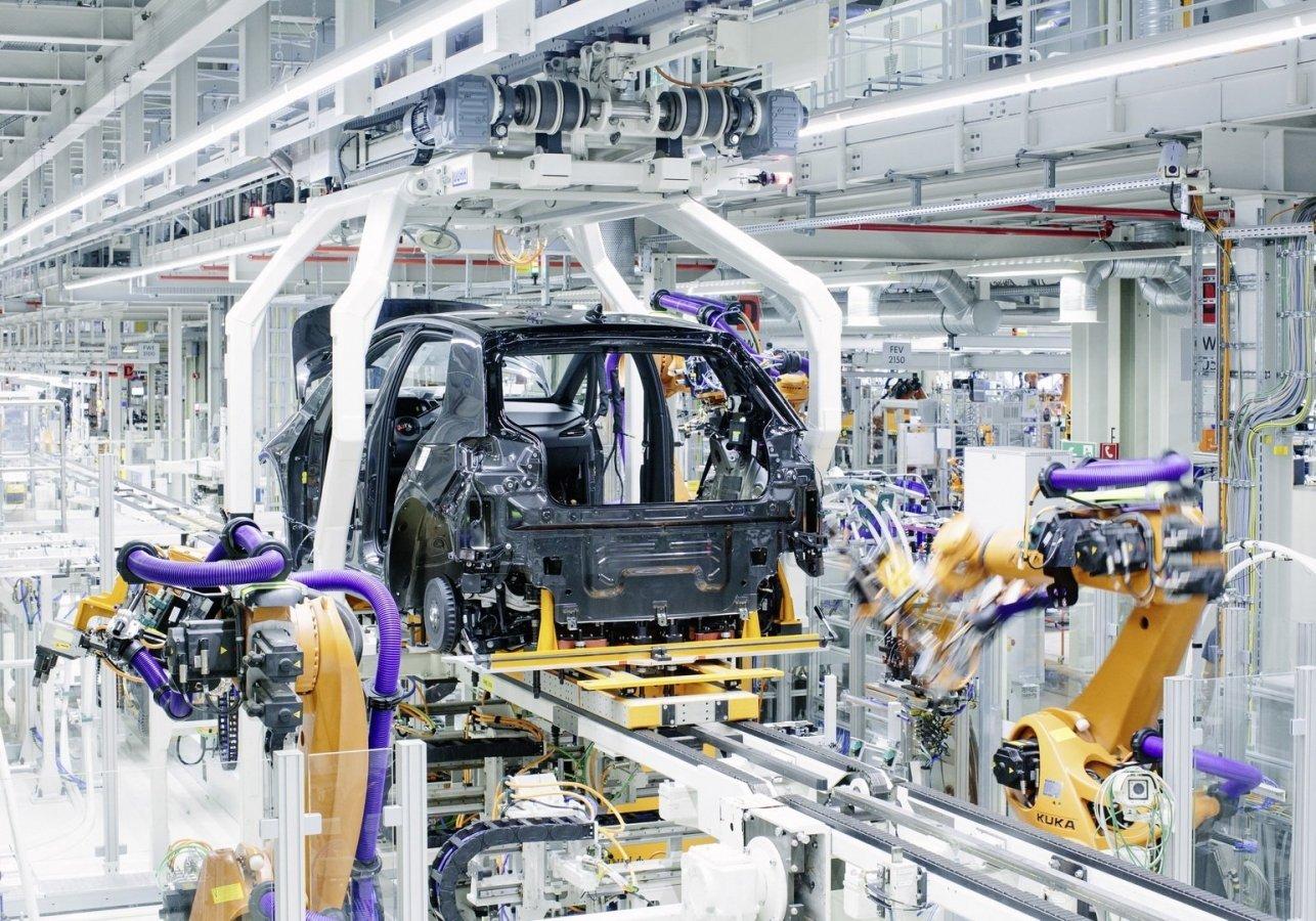 Volkswagen закроет многие предприятия в Европе из-за коронавируса