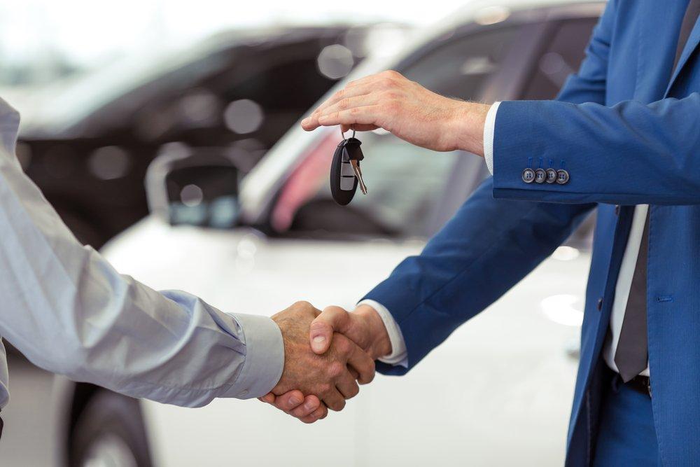 В России выросло число купленных в кредит машин