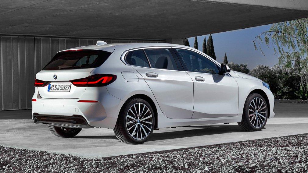В РФ запатентовали новую BMW 1-Series