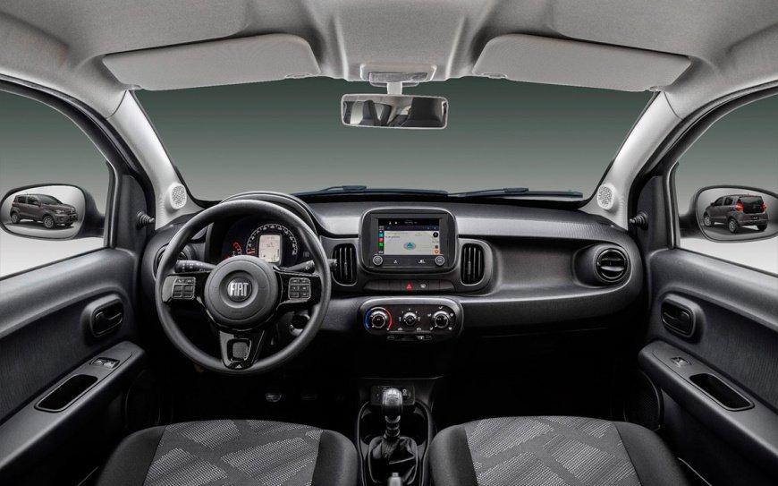 В Мексике стали выпускать маленький кроссовер Fiat по цене Lada Granta