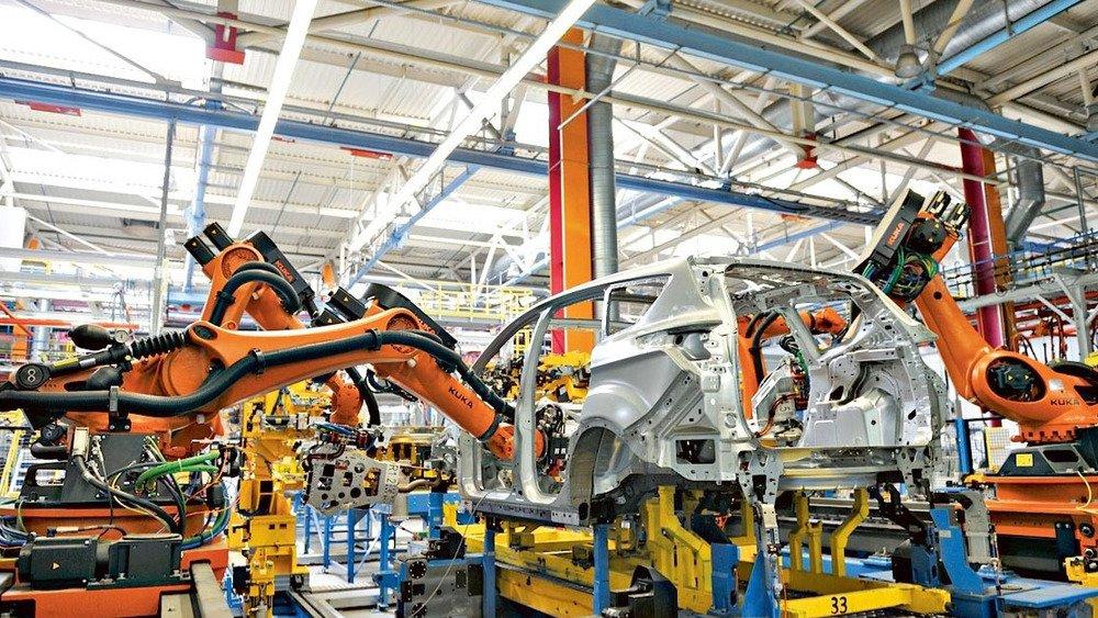 Выпуск авто на заводе Ford Sollers в Татарстане продолжается в обычном режиме