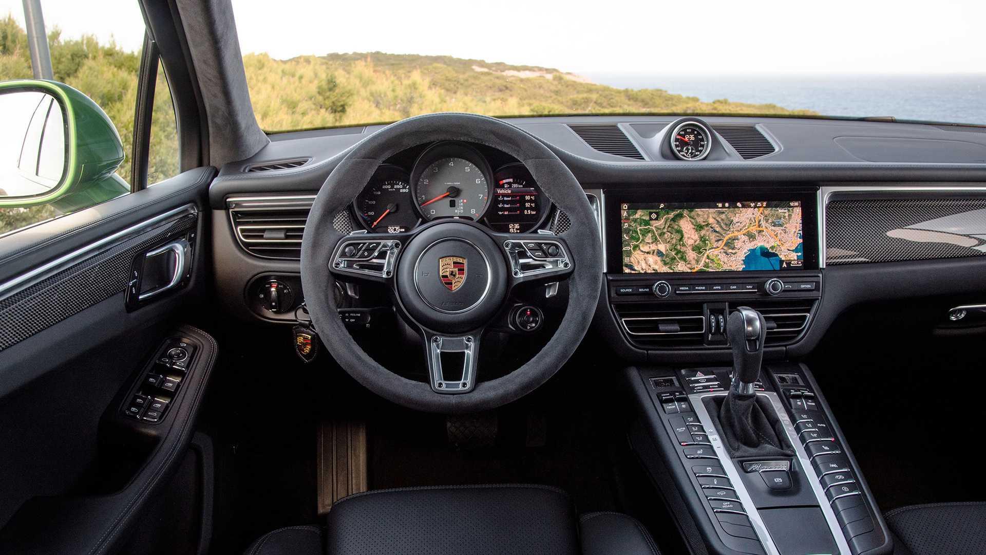 Электрический Porsche Macan Turbo S получит 700 л.с.