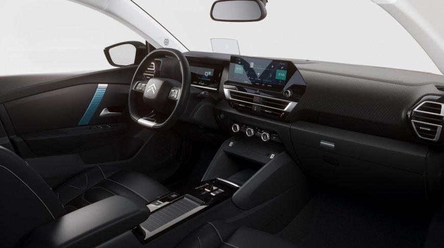 Новый Citroen C4 2020
