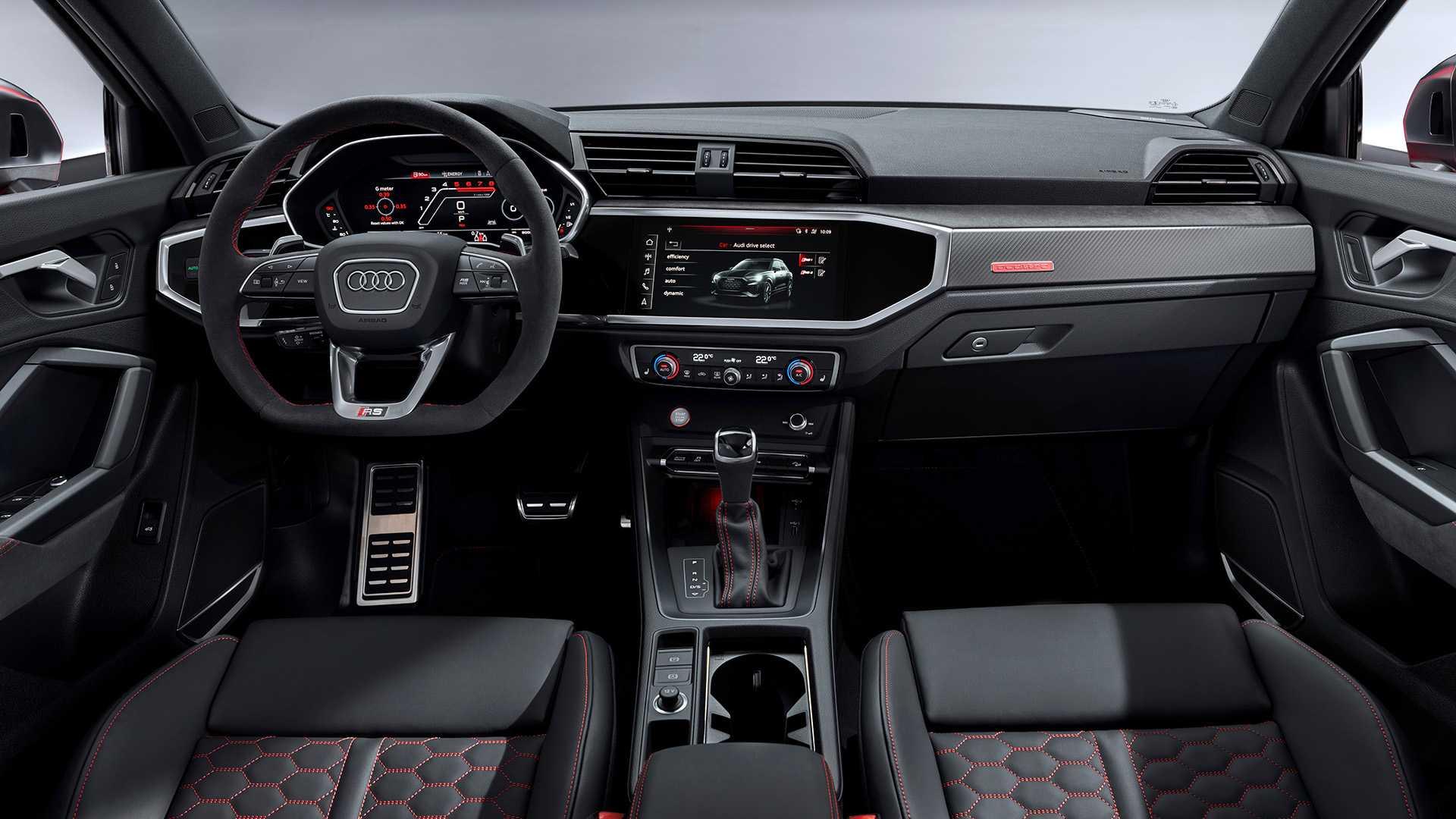 Audi RS Q3 обойдет Америку стороной