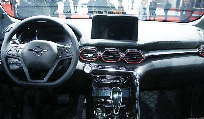Аналог нового Hyundai Santa Fe из Китая появится в продаже 15 июня