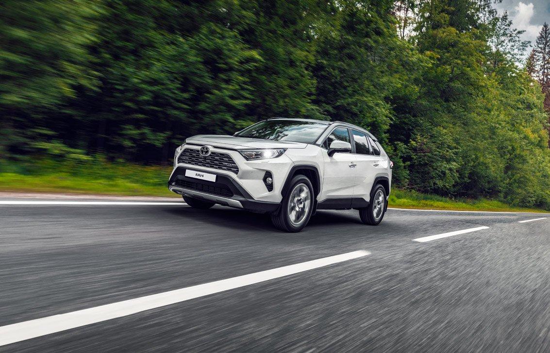 Рынок новых SUV в Москве «подскочил» на 16%