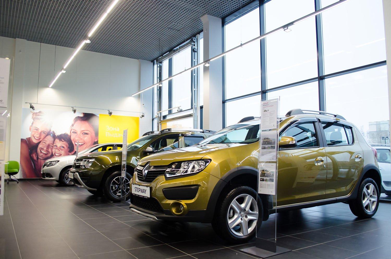 Компания Renault в марте повысила продажи в РФ на 5%