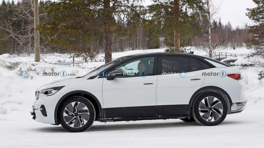На тестах замечен электрический кроссовер VW ID.5