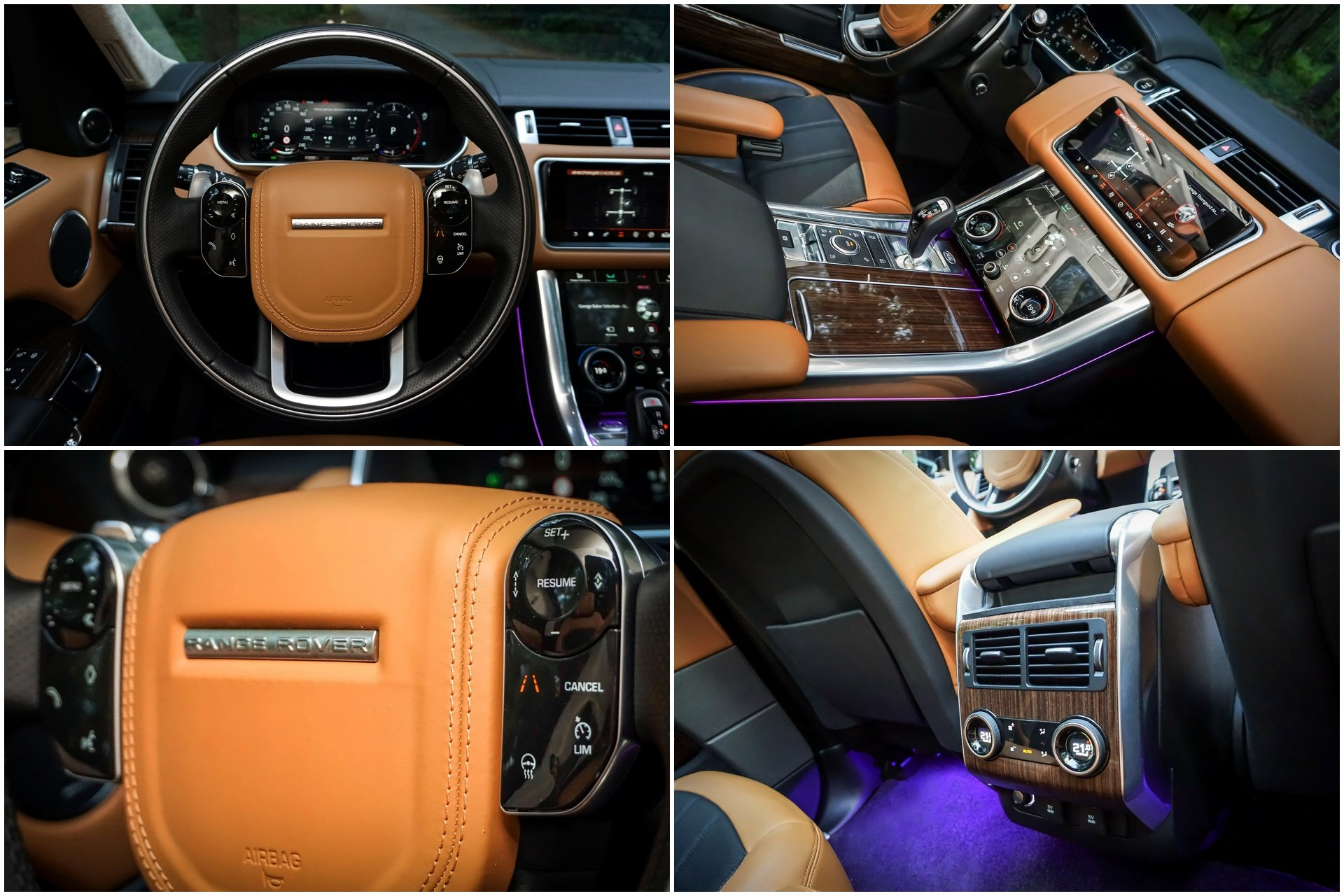 Range Rover Sport SDV8: тест-драйв от CarsWeek.ru