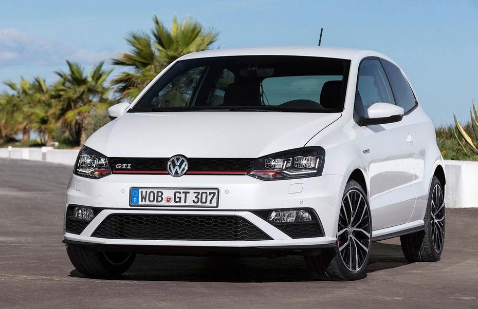 VW представил новый раллийный болид набазе модели Polo