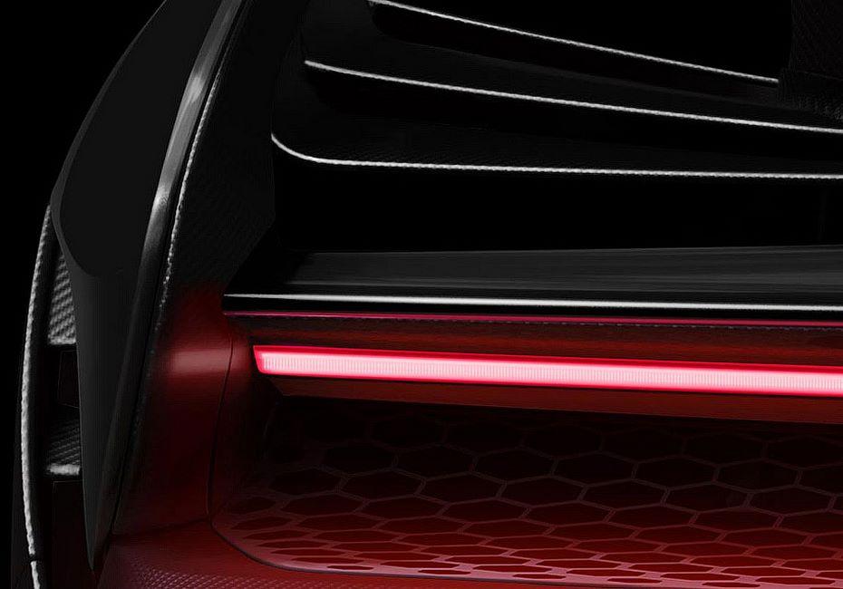 Мак Ларен представит собственный самый экстремальный автомобиль 10декабря