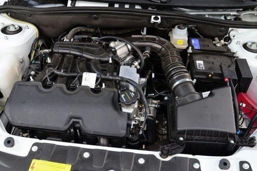 Модель Lada Granta обзавелась более мощным мотором