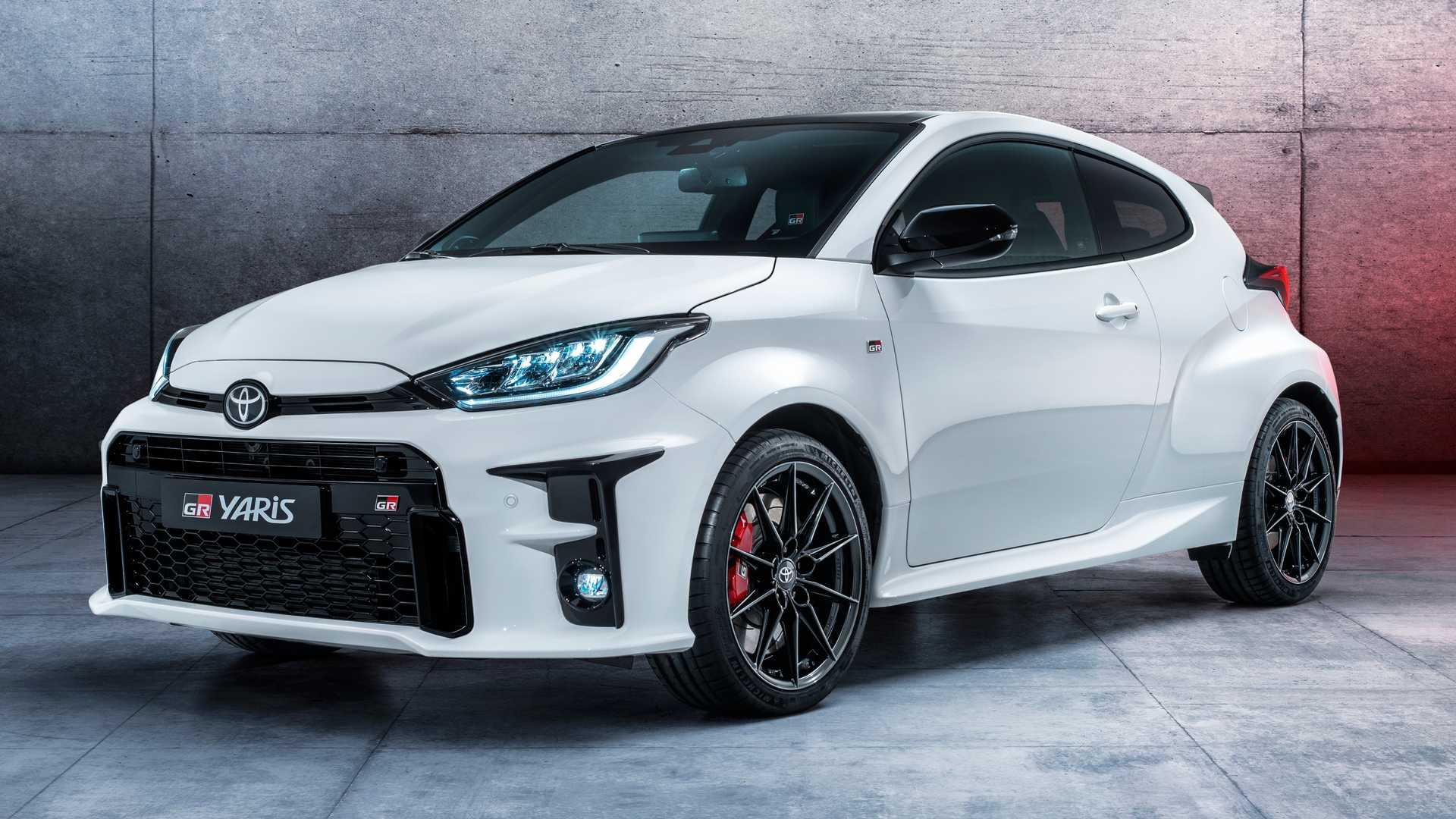 Toyota рассказала о будущем своих суббрендов GR и TRD Performance