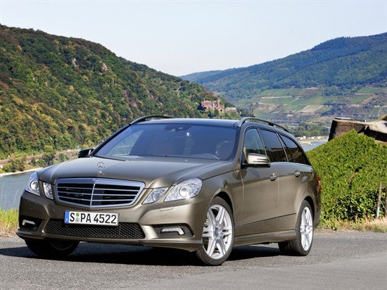 Mercedes-Benz E 500 AMG Sports Package