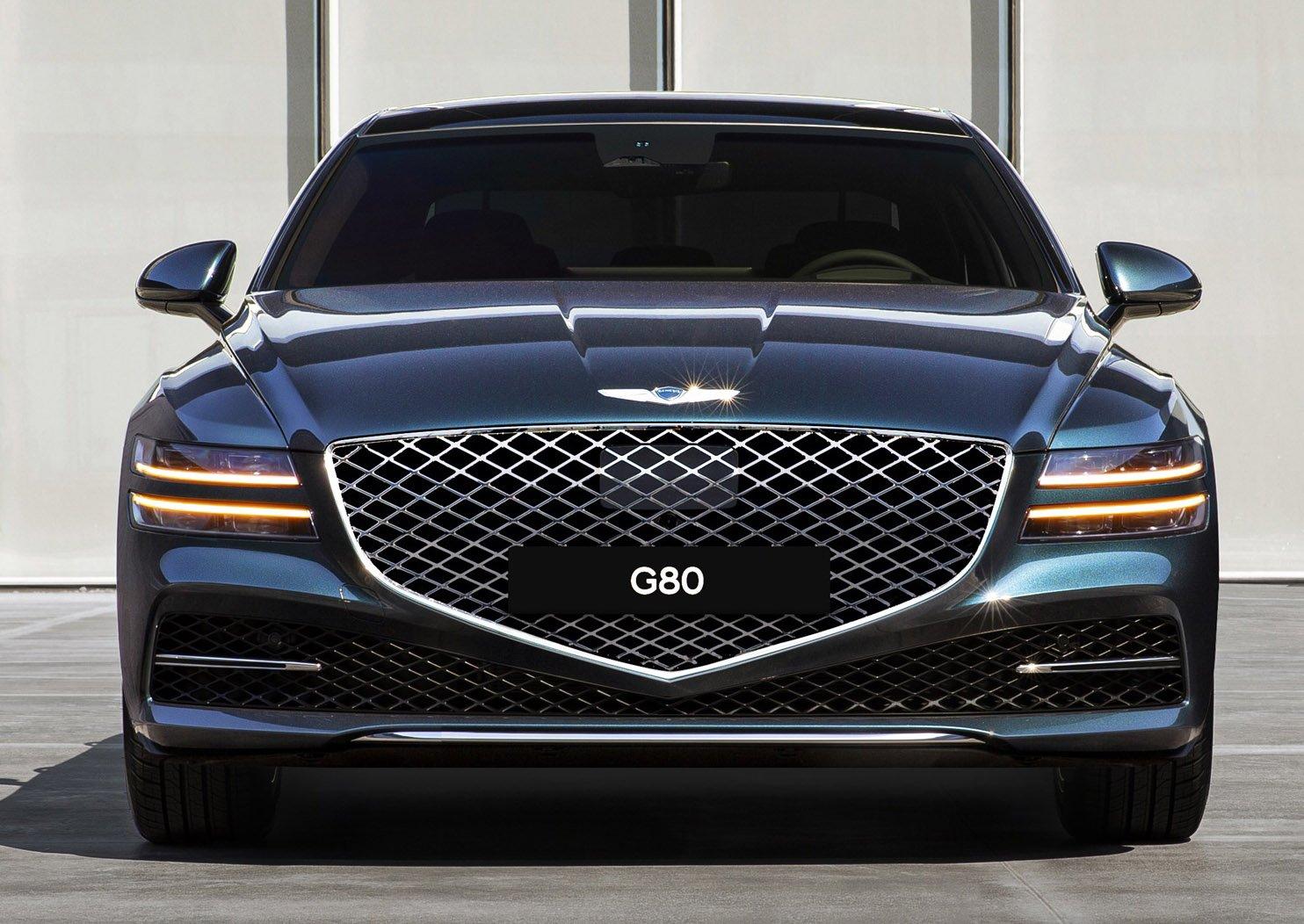Состоялась презентация нового Genesis G80