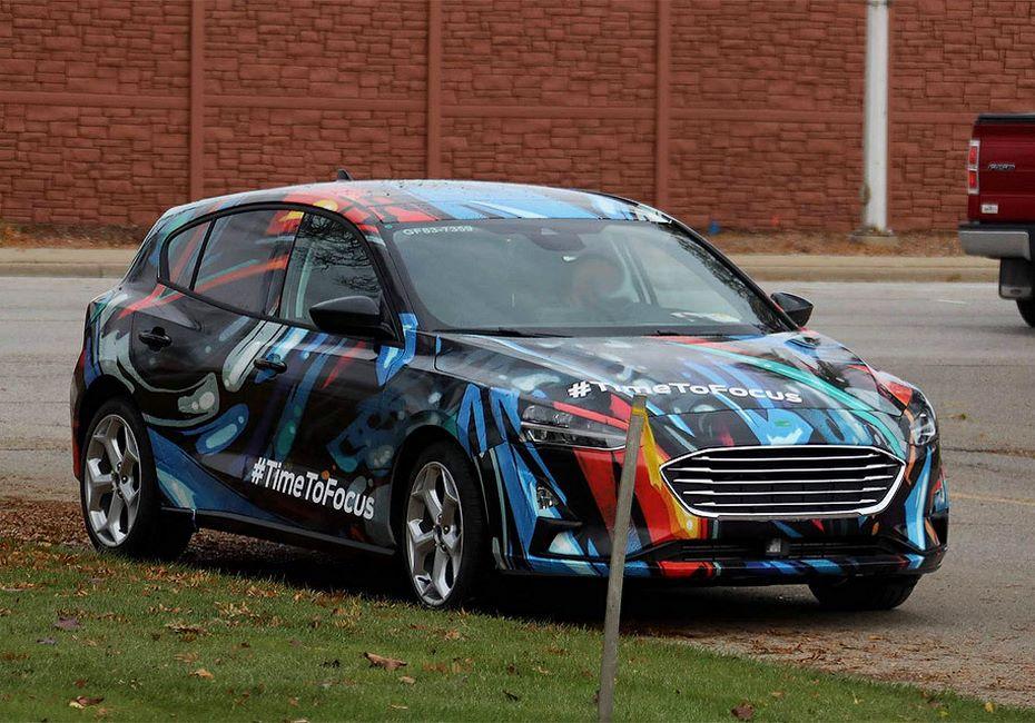 Новый Форд  Focus: сейчас  мызнаем, каким онбудет