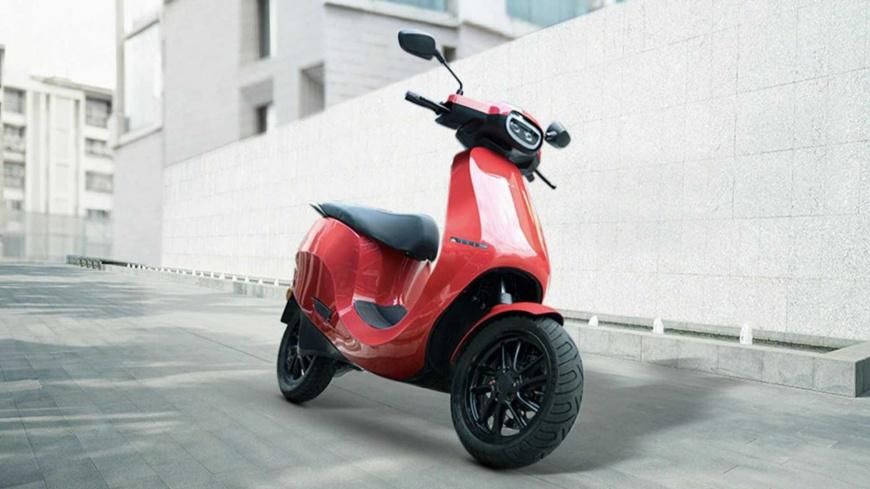 Скутеры Ola S1 продаются с огромной скоростью