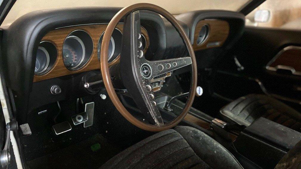 Очень редкий Ford Mustang выставили на продажу