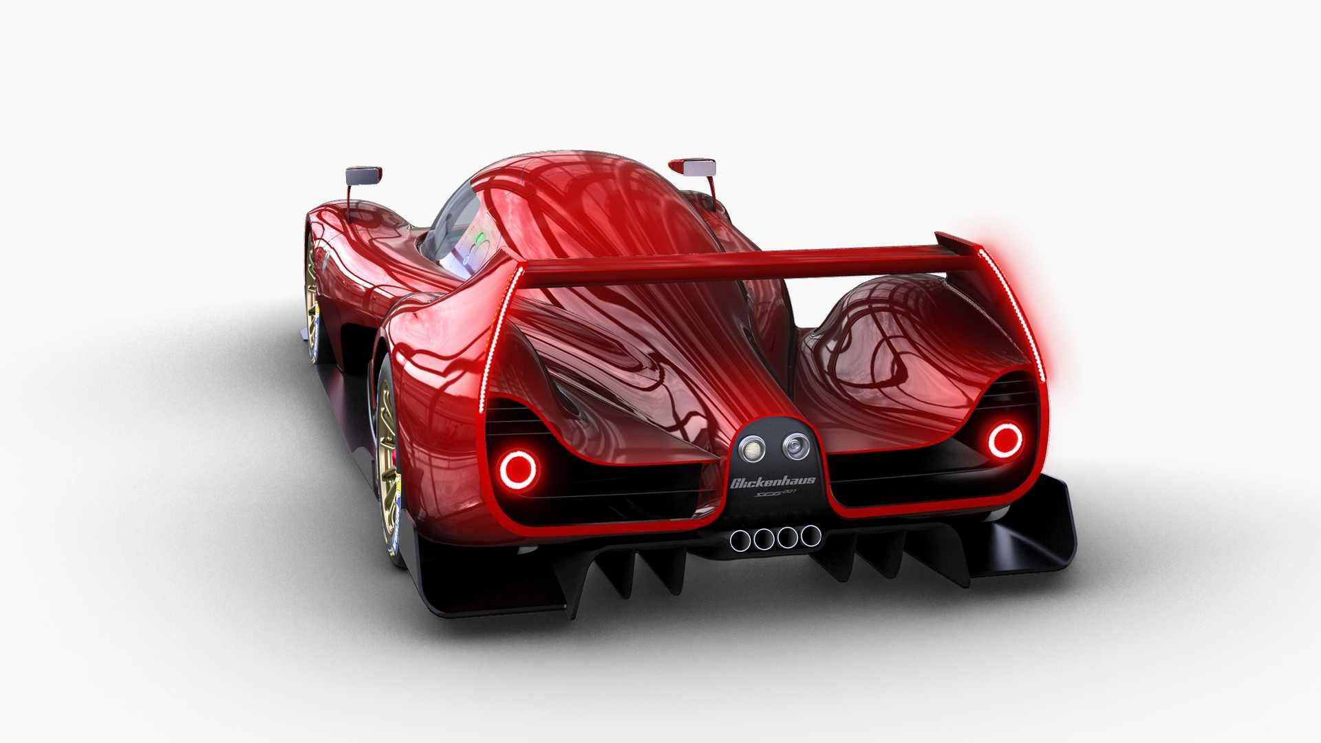 Новый гиперкар SCG 007C получит мощный мотор Twin-Turbo V8