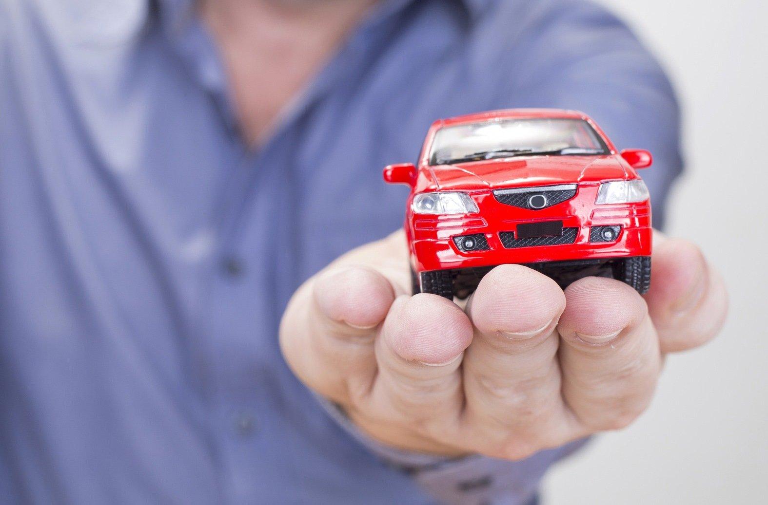 В России более 50% всех продаж авто приходится всего на пять брендов