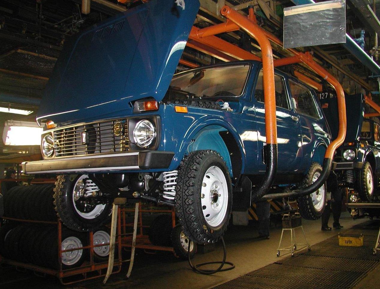Компания «АвтоВАЗ» модернизировала собственное производство